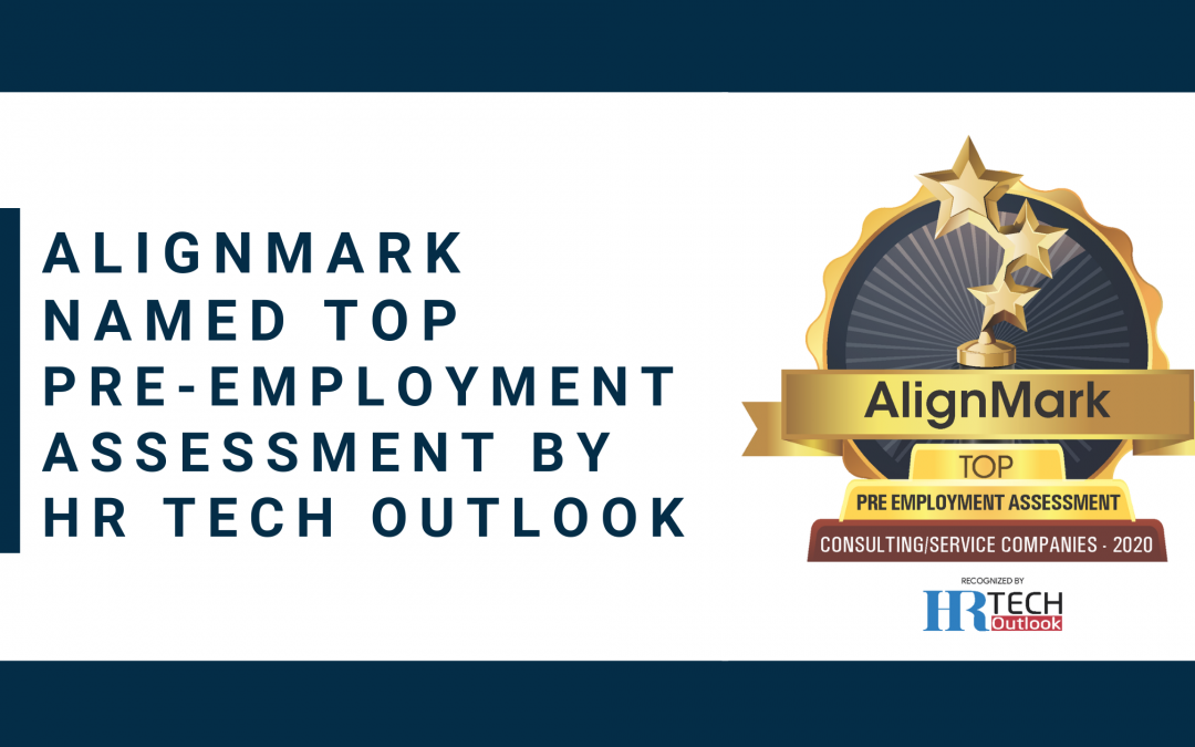 AlignMark Named Top Pre Employment Assessment by HR Tech Outlook