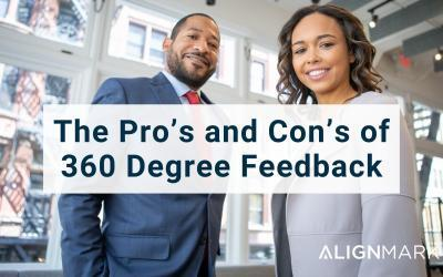 The Pro's and Con's of 360-Degree Feedback