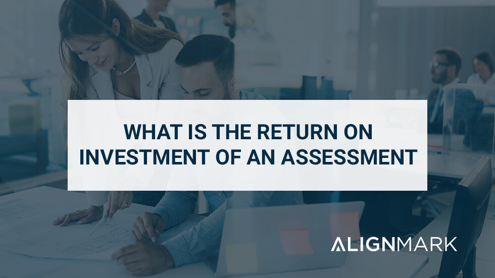 What is the ROI of an assessment
