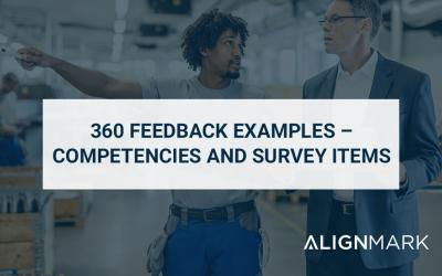 360 Feedback Examples – Competencies and Survey Items