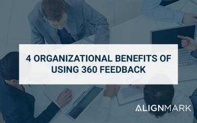 4 Organizational Benefits of using 360 Feedback