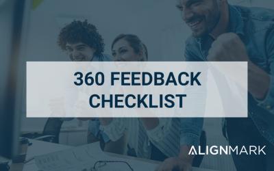 360 Feedback Checklist